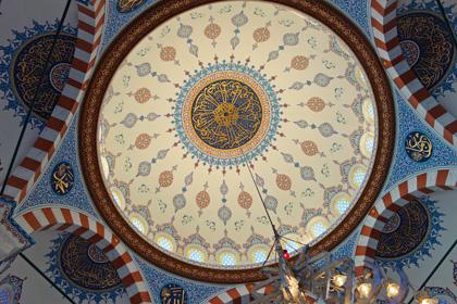 礼拝堂天井