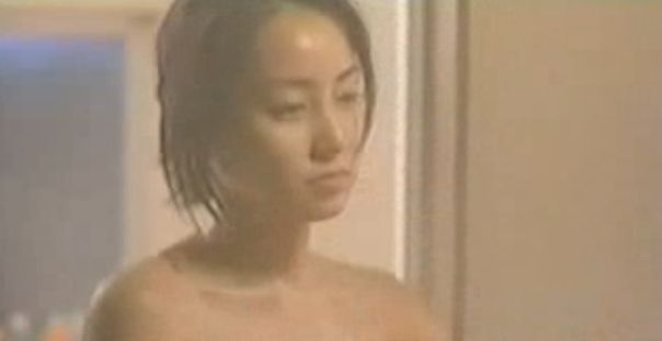【矢田亜希子】全裸入浴シーン