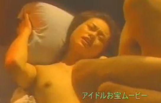 【片岡明日香】突かれて喘ぐ濡れ場シーン