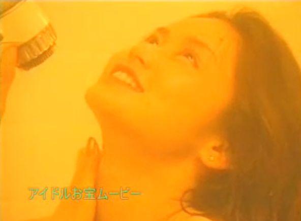 【片岡明日香】全裸シャワーシーン