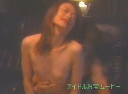 【片岡明日香】後背位の濡れ場シーン