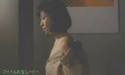 【田島令子】おっぱい丸出しの濡れ場