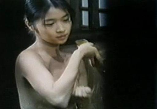 【田中美佐子】お風呂覗かれるヌードシーン
