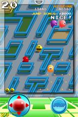iPhoneゲームにパックマニア