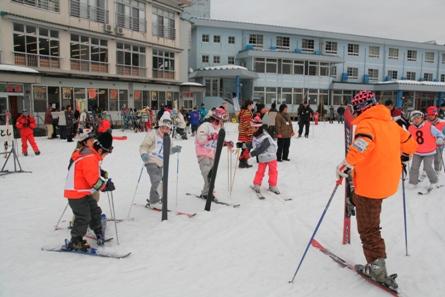 H24スキースノボー