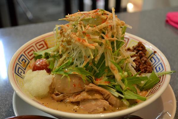 冷し担々麺