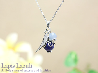 lapislazuli-mix-necklace-003475_b1木の葉