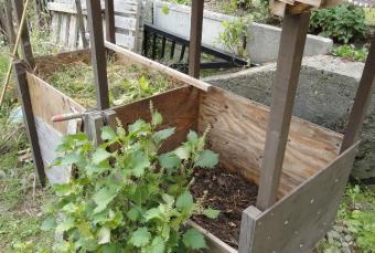 2011秋の堆肥箱