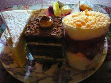 ハート温暖化♪-ケーキ♪