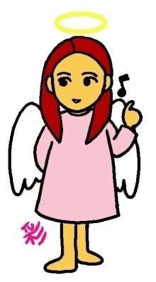 ハート温暖化♪-AYA天使
