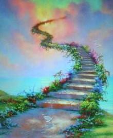 ハート温暖化♪-天国への階段