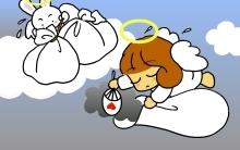 ハート温暖化♪-光化学スモッグ