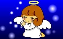 ハート温暖化♪-天使の祈り