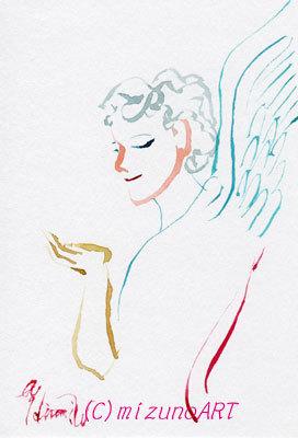 ほっと癒される光の絵画 感謝と祈りの詩と薔薇とアートコレクション