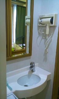 清潔な洗面