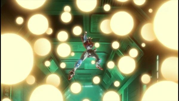 ガンプラアニメ ガンダムビルドファイターズ ガンダムビルドファイターズトライ 第9話 決勝戦 決戦のソロモン