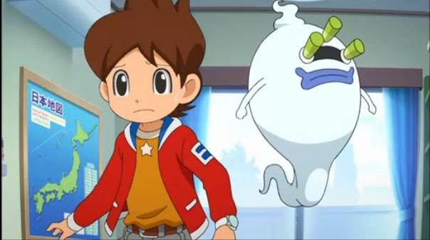 ゲームアニメ 妖怪ウォッチ ジバニャン トゲニャン マトリックス ヒキコウモリ