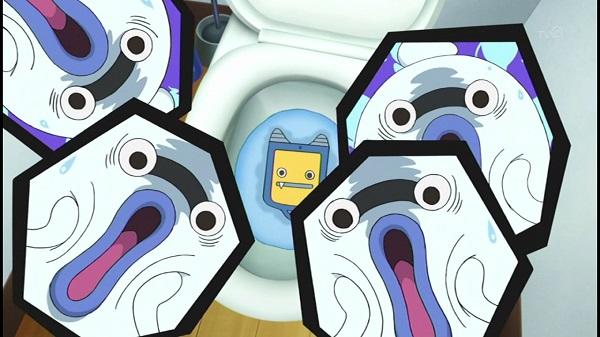 ゲームアニメ 妖怪ウォッチ 妖怪パッド ブラックジャック パロディ クイズミリオネア ちからモチ サンタク老師