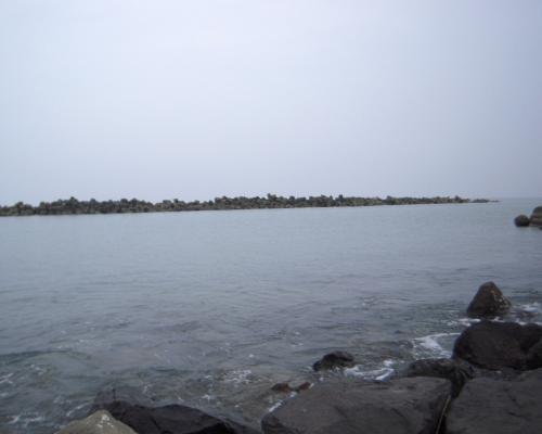 マリンピア近くの海2