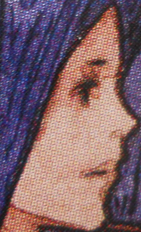 タクティクスオウガ 運命の輪 Art Works (画集) 愚者タロット顔