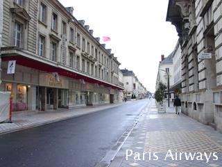 Tours Rue National トゥール ナショナル通り
