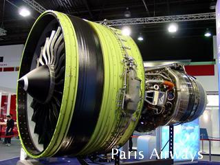 パリ航空ショー GE ジェネラルエレクトロニック