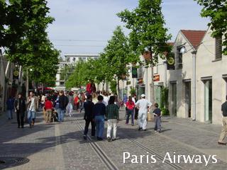 パリ ベルシーヴィラージュ Bercy Village