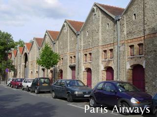 パリ ベルシーヴィラージュ Bercy Village ワイン蔵
