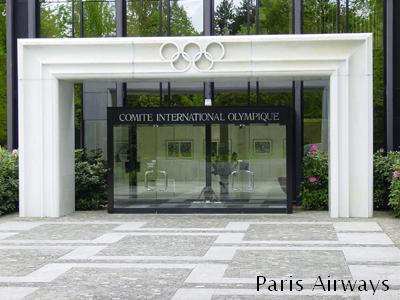 IOC 国際オリンピック委員会