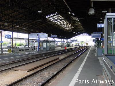 ローザンヌ駅