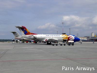 ジュネーブ空港