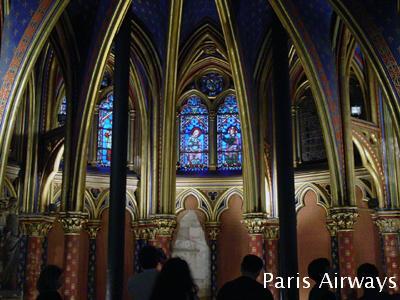 サントシャペル パリ