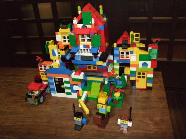 KAのレゴお城