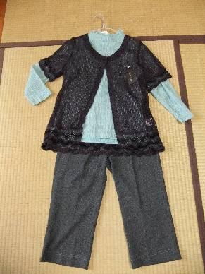 ばーちゃん服2