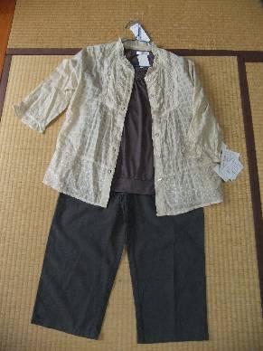 ばーちゃん服4