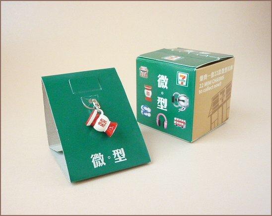 香港7-11 的飾情懷 箱+枠