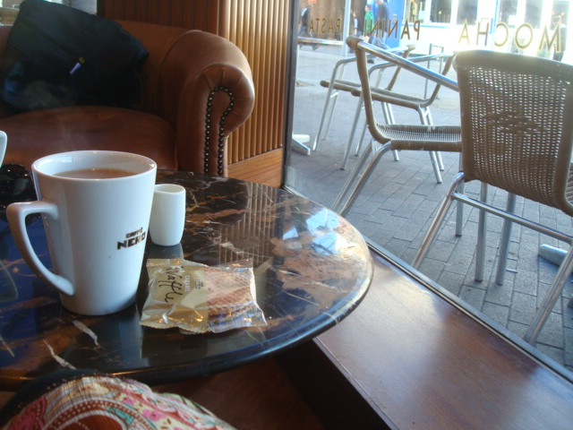 Cafe Nero Sutton