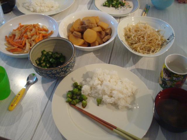 夕食@ゆきえさん
