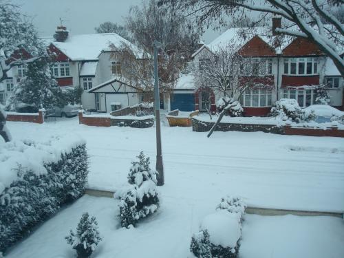 snow 3rd day1