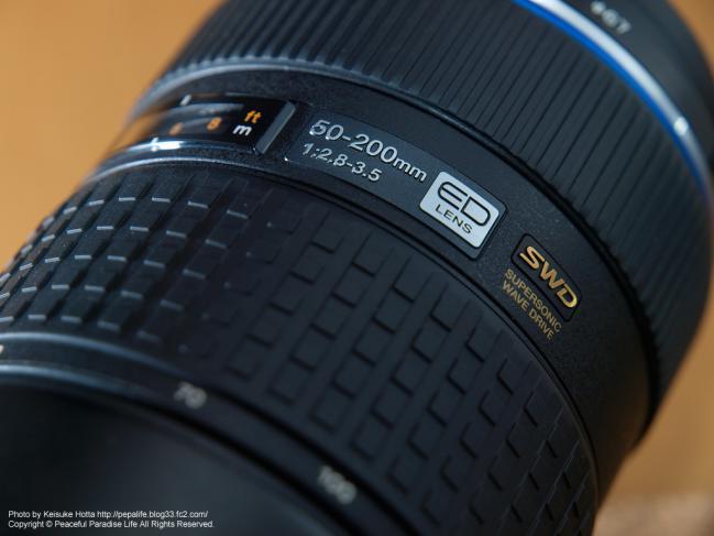 ZUIKO DIGITAL ED 50-200mm F2.8-3.5 SWD