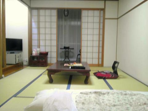 枕崎駅近くの旅館