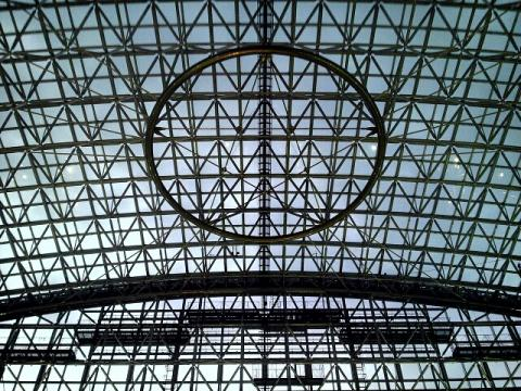 金沢駅の駅舎