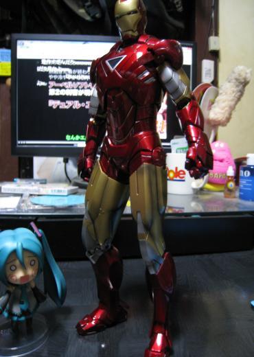 アイアンマン マーク6