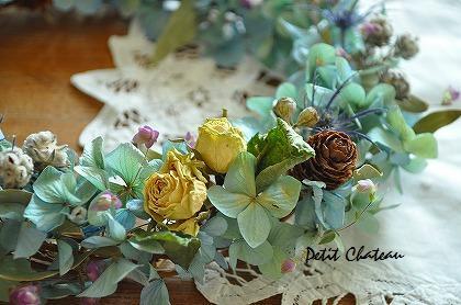 紫陽花ブルー2