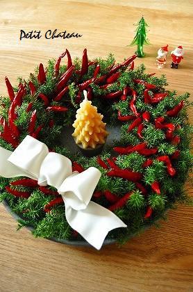 クリスマスリース (7)