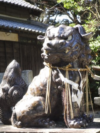 熊野神社相知2