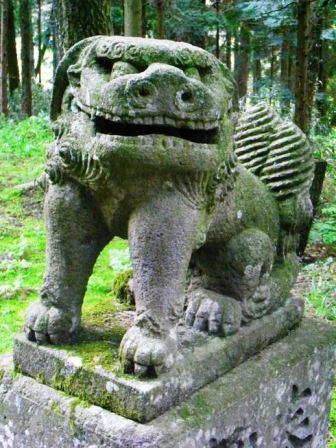 笹森神社日田1