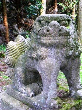 笹森神社日田3