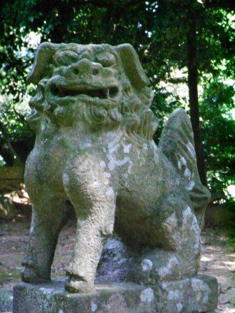 神崎神社古門9