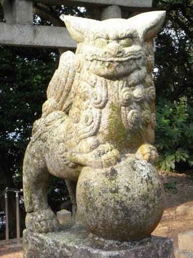 松江神社小野田3